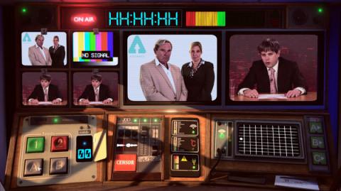 Not for Broadcast : un concept étonnant à peaufiner et perfectionner
