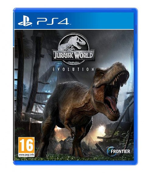 Black Friday : Jurassic World : Evolution sur Playstation 4 à 24,99€