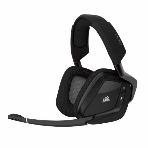 Black Friday : Casque Gaming Corsair Void Pro RGB Wireless