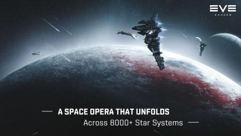 Eve Echoes : l'adaptation mobile d'Eve Online arrive en bêta ouverte