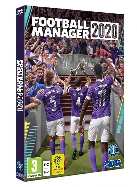 Black Friday : Football Manager 2020 déjà en réduction à 38,99€
