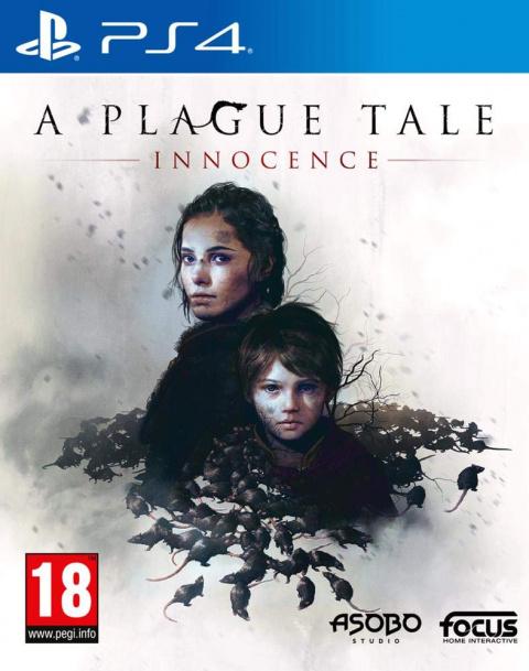 Black Friday : A Plague Tale Innocence PS4 à 24,99€