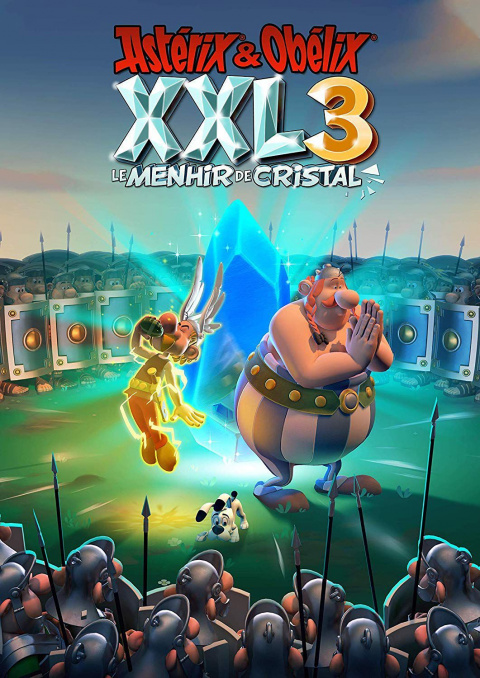 Astérix & Obélix XXL 3 : le Menhir de Cristal sur Mac