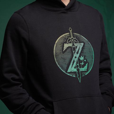 Black Friday : Des vêtements à l'effigie de The Legend of Zelda avec 40% de réduction