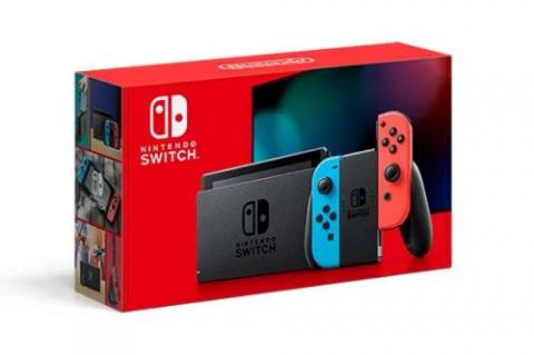 Black Friday : Nintendo Switch + Pokémon Bouclier + 1 an de Fnac Plus à 316,04 € pour les adhérents Fnac