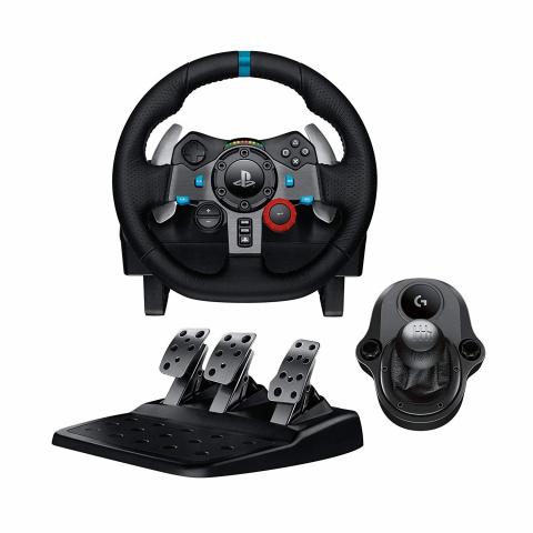Black Friday : Petit prix pour le Pack Volant Logitech G29 avec son levier de vitesse