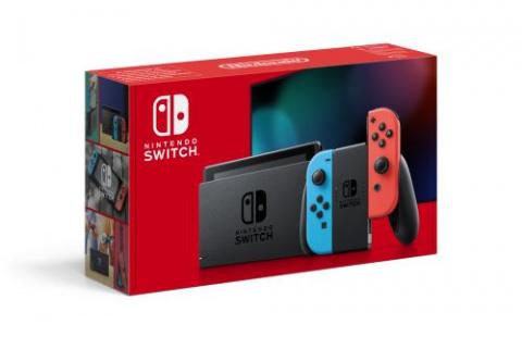Black Friday : La Switch Neon 2019 à moins de 280€