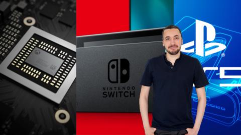 """""""La PS5 et la Xbox Scarlett n'effraient pas la Nintendo Switch"""" - L'avis d'Anagund en vidéo"""