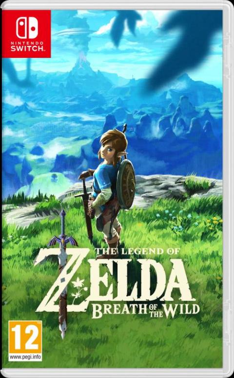 Black Friday : La Switch 2019 avec Zelda : Breath Of The Wild pour 317,74€