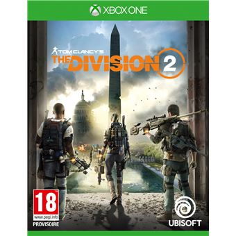 Black Friday : Tom Clancy's The Division 2 à 14,99€ sur Xbox One et Playstation 4