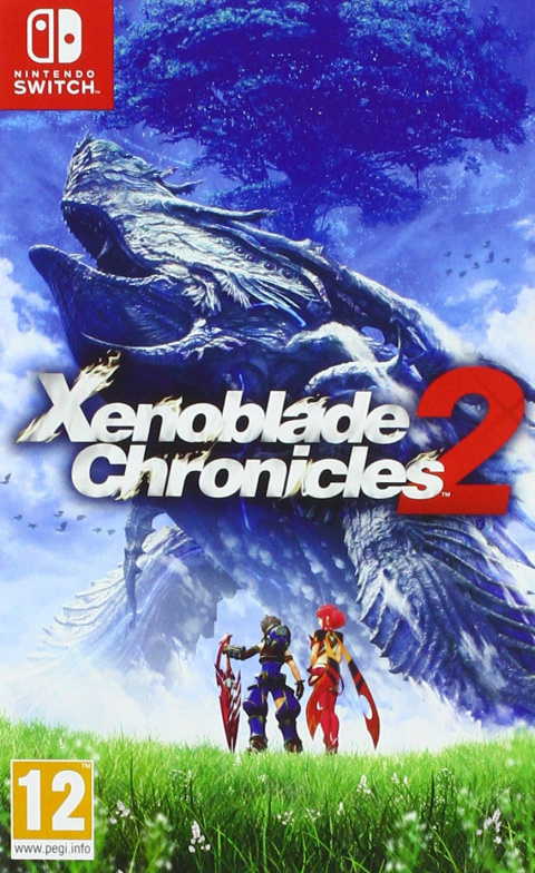 Black Friday : Xenoblade Chronicles 2 Nintendo Switch à moins de 40€