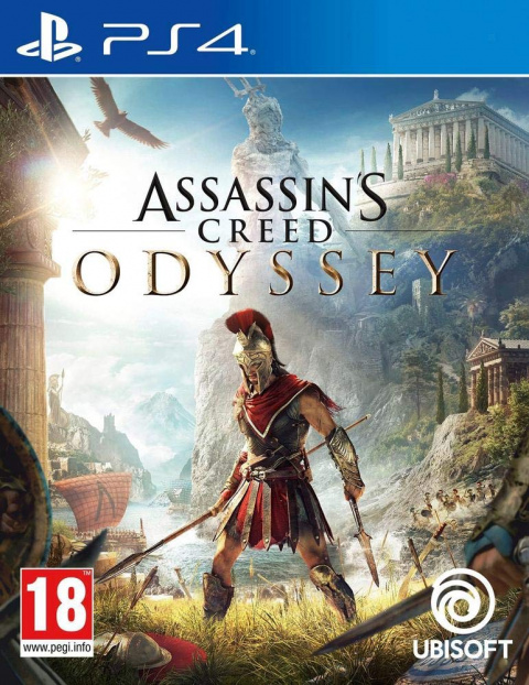 Black Friday : Assassin's Creed Odyssey à 19,99€ chez plusieurs marchands