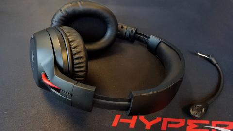 Black Friday : Le casque sans fil HyperX Cloud Flight à moins de 90€