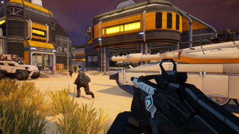 Earthbreakers : Petroglyph Games mélange FPS et STR