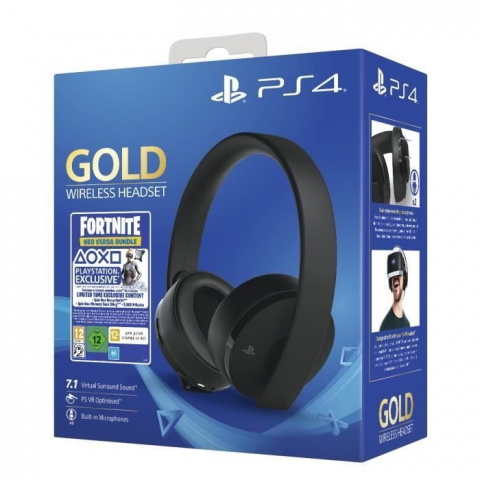 Cyber Monday : 59,99€ pour le casque officiel PS4 sans fil
