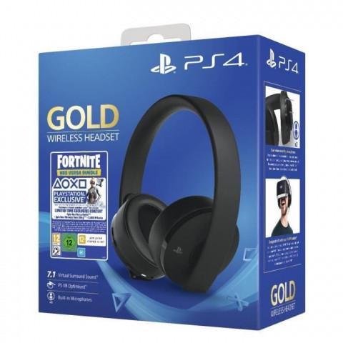 Cyber Monday : 59,99€ pour le casque officiel PS4 sans fil