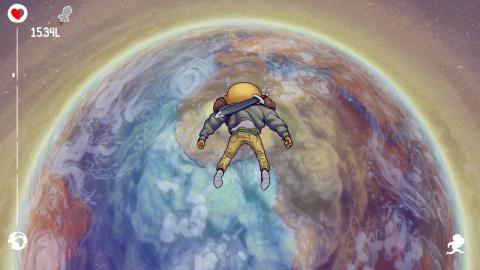 Earthnight : Un runner mobile qui s'exprime mieux sur console