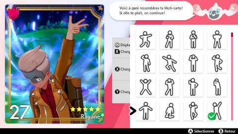 Pokémon Epée / Bouclier, Cartes de Ligue : comment débloquer tous les éléments de personnalisation ? Guide et listes