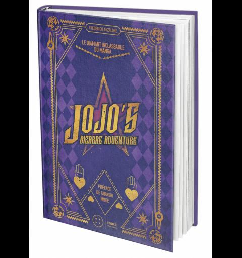 Jojo's Bizarre Adventure : Un ouvrage sur la création du manga culte chez Third Editions