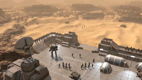Starship Troopers : Terran Command - une adaptation à la sauce STR