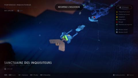 Objets de la Forteresse Inquisitorius