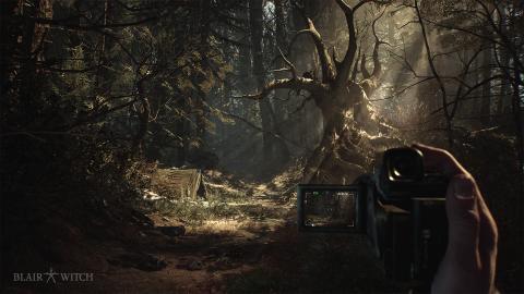 Blair Witch : l'enquête commence sur PS4
