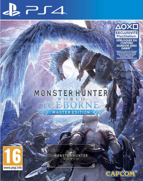 Monster Hunter World : Iceborne sur PS4