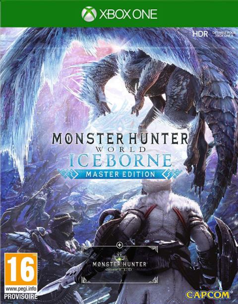 Monster Hunter World : Iceborne sur ONE