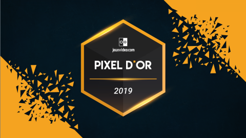 Les Pixels d'Or 2019 de jeuxvideo.com - Les meilleurs jeux de l'année