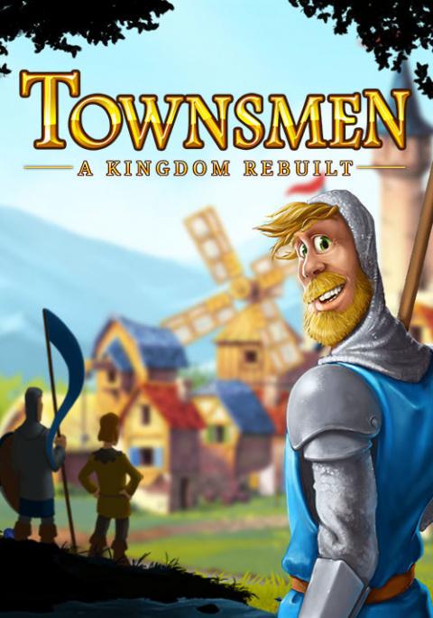 Townsmen - A Kingdom Rebuilt sur PS4