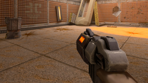 Quake II : comparaison RTX on et RTX off