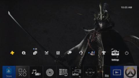 Sekiro : Shadows Die Twice s'offre un thème dynamique sur PS4