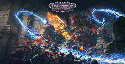 Pathfinder : Wrath of the Righteous sur PC