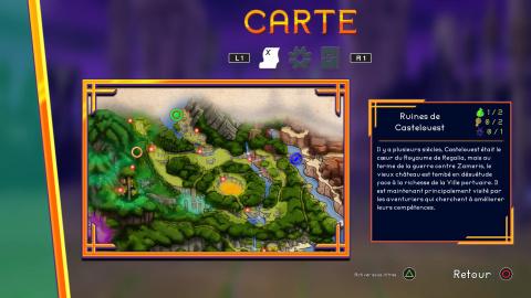 A Knight's Quest - Un hommage salvateur mais raté de Zelda et Ratchet & Clank