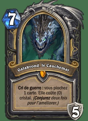 Hearthstone : les cartes de l'Envol des Dragons ont été dévoilées