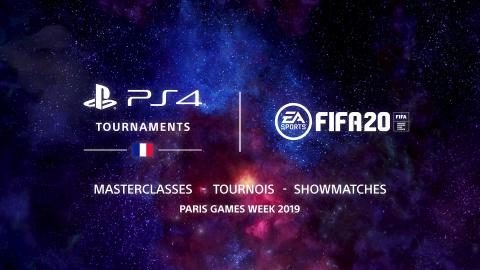 PlayStation 4 Tournaments : FIFA 20 a investi le terrain de la PGW !