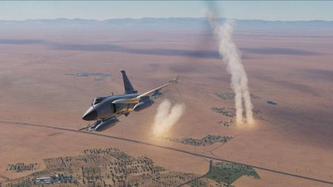 DCS World : le JF-17 Thunder de Deka Ironwork est disponible