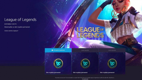 League of Legends et Teamfight Tactics : récompenses spéciales de Riot Games, comment les obtenir ?