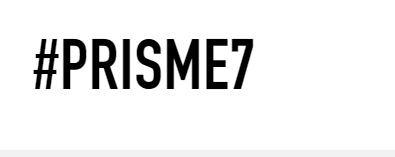 Prisme 7 sur Mac