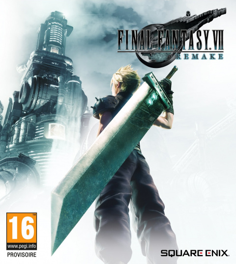 Final Fantasy VII Remake sur ONE