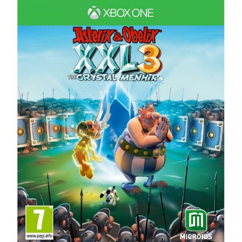 Astérix & Obélix XXL 3 : le Menhir de Cristal sur ONE