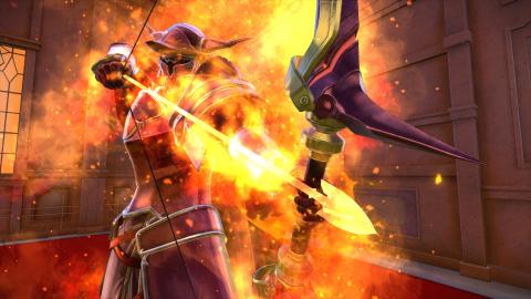 Sword Art Online : Alicization Lycoris fait le plein d'images