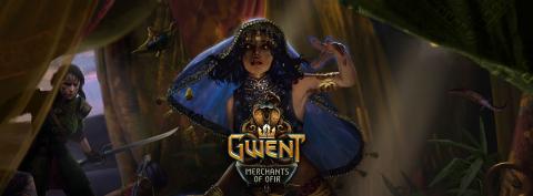 Gwent :  Merchants of Ofir