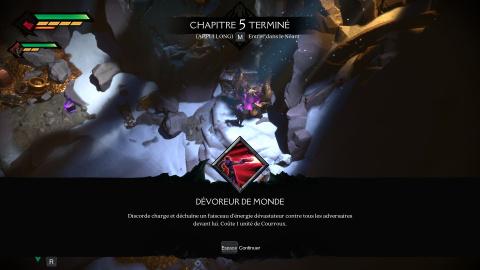 Chapitre 5 - Le Trésor