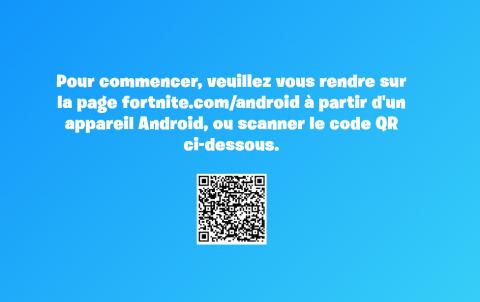 Fortnite : Google ne fera pas d'exception pour qu'il soit publié sur le Play Store