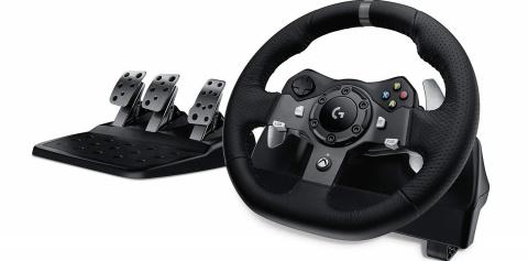 Volant de course Logitech G29 Driving Force en promotion
