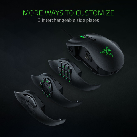 La souris gamer Razer Naga Trinity en réduction de plus de 30€ !