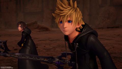 PS Store : affrontez l'Organisation XIII dans le DLC ReMIND de Kingdom Hearts III