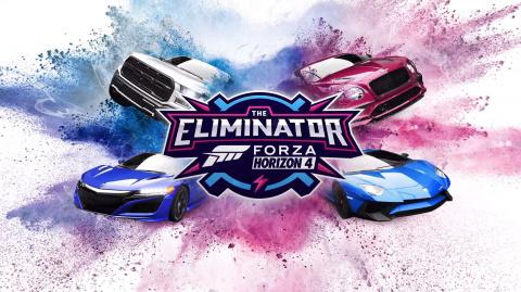 Forza Horizon 4 lance son propre mode Battle Royale