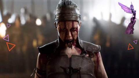 Game Awards : Hellblade II premier jeu annoncé sur Xbox Series X